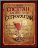 Cosmopolitan Poster by Lisa Audit