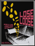 Grasping Grammar: Lose Loose Print by Christopher Rice