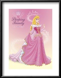 Sleeping Beauty Shines Posters