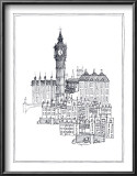 Big Ben Prints by Avery Tillmon