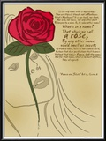 Romeo and Juliet: A Rose Prints by Christopher Rice