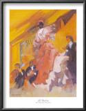 El Baile Prints by Sharon Carson