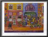 La Rue Reveiller Prints by Holly Wojahn