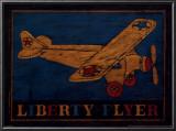 Liberty Flyer Posters by Warren Kimble