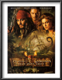 Pirates of the Caribbean: Dead Man&#39;s Chest Posters