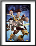 Heroes In Training Posters