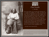 Chief Seattle Poster