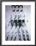 Triple Elvis, 1963 Prints by Andy Warhol