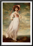 Pinkie Prints by Thomas Lawrence