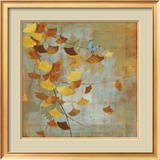 Ginkgo Branch I Prints by Asia Jensen