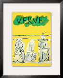 Cover For Verve, c.1951 Posters by Pablo Picasso