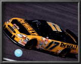 Matt Kenseth Car Shot - Side View Poster