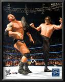 Great Khali vs Battista Poster