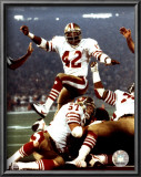 Ronnie Lott Poster