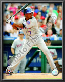Jose Reyes 2008 Batting Action Posters