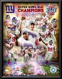 New York Giants- Super Bowl XLII Prints