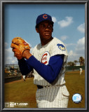 Ferguson Jenkins - Ball in glove, posed Art