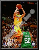 Jordan Farmar, Game 3 of the 2008 NBA Finals Print
