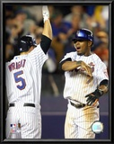 Jose Reyes and David Wright Posters