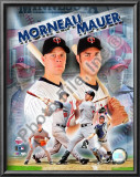 Joe Mauer &amp; Justin Morneau Prints