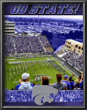 Kansas State University-Stadium Shot Posters