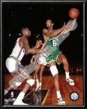 Bill Russell 1967 , Boston Celtics Art