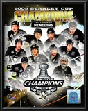 2008-09 Pittsburgh Penguins Stanley Cup Champions Prints