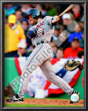Placido Polanco 2008 Batting Action Prints