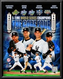 "New York Yankees 2009 ""Core 4"" Prints"