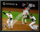 M.Teixeira & M.Rivera Game Six of the 2009 MLB World Series Art