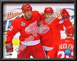 Franzen / Zetterberg - &#39;09 St. Cup Prints