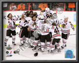 The Chicago Blackhawks 2010 Stanley Cup Finals Prints