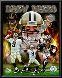 Drew Brees 2010 Prints