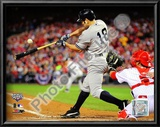 Johnny Damon Game Four of the 2009 MLB World Series Prints