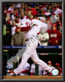 Jayson Werth Game 5 of the 2008 World Series Art