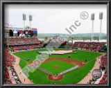 Great American Ball Park 2010 Opening Day Print