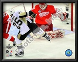 Maxime Talbot Game 7 of the 2008-09 NHL Stanley Cup Finals Prints