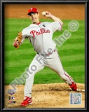 Cliff Lee Game 1 of the 2009 World Series Print