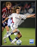 Kyle Beckerman 2008 Soccer Action; 92 Art
