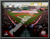 Angel Stadium 2010 Opening Day Poster
