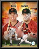 Craig Biggio and Jeff Bagwell Prints