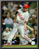 Matt Stairs 2008 NLCS Game 4 Game Winning Home Run Posters