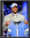 Ndamukong Suh 2010  2 Draft Pick Prints