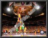 Kobe Bryant Game One of the 2009-10 NBA Finals Posters