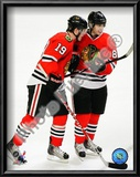 J.Toews / P.Kane - 2009 Playoffs Prints