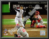 Hideki Matsui Game Six of the 2009 MLB World Series Prints