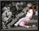 Jacoby Ellsbury 2009 Spotlight Collection Prints