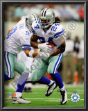 Marion Barber 2010 Action Print