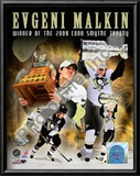 Evgeni Malkin 2008-09 Stanley Cup Finals Conn Smythe Trophy Winner Print