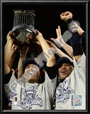 Mariano Rivera & Robinson Cano Game Six of the 2009 MLB World Series Celebration Prints